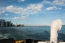 Toronto from the Ferry