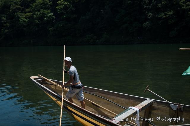 Hozogawu River Boat Ride Kyoto Japan August 2017-1797