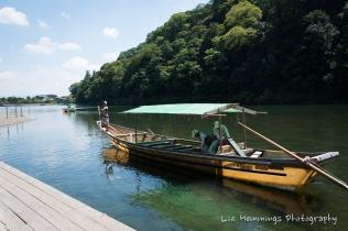 Hozogawu River Boat Ride Kyoto Japan August 2017-1800