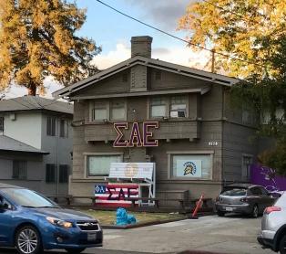 Sigma Alpha Epsilon Fraternity House