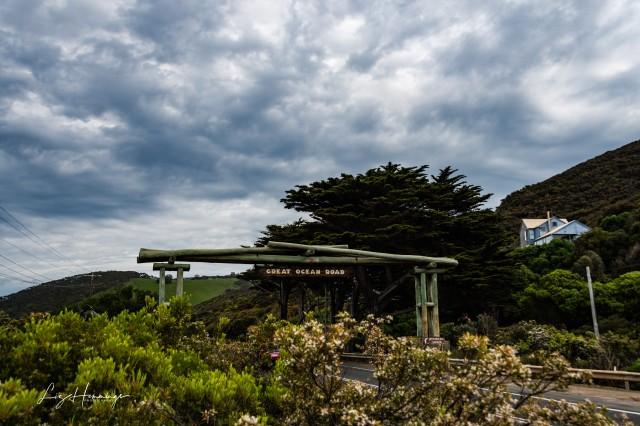 Great Ocean Road Memorial Arch at Eastview