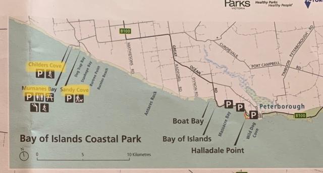 Bay of Islands Costal Park