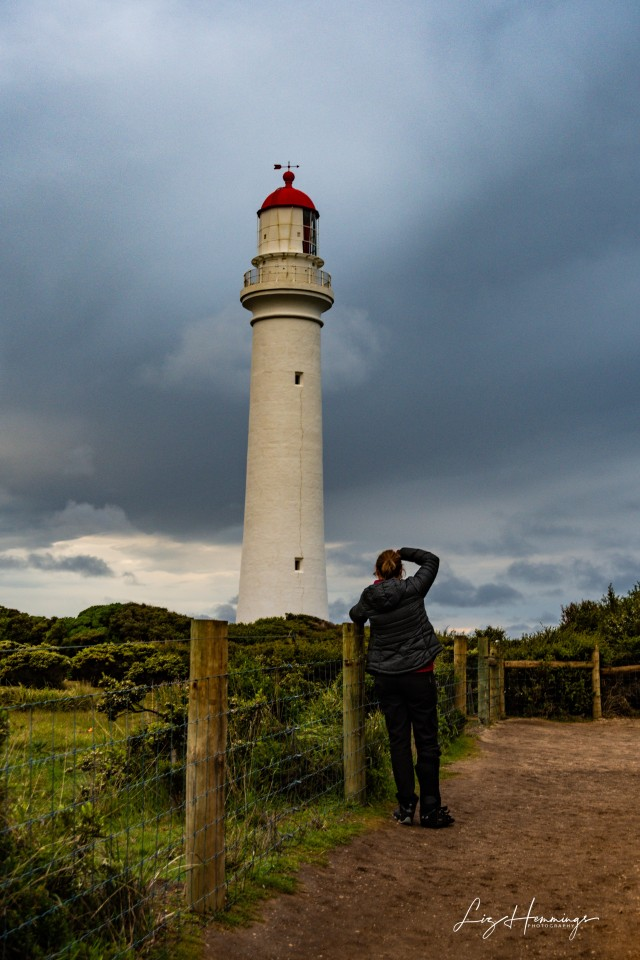 Spit Point Light House from Round the Twist